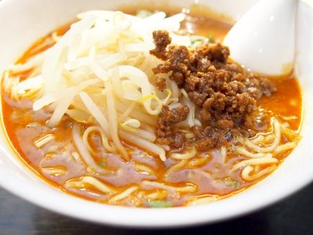 中華六六 @京都・堀川北大路「ミンチたっぷり激辛担々麺」実食レビュー