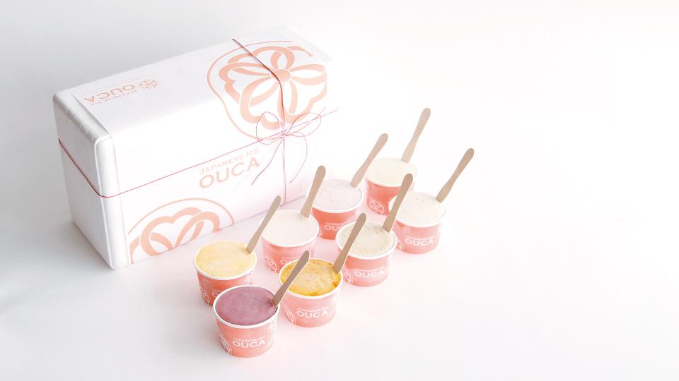 ジャパニーズアイス櫻花 @京都「和のアイスクリーム店」2018年12月10日新店オープン