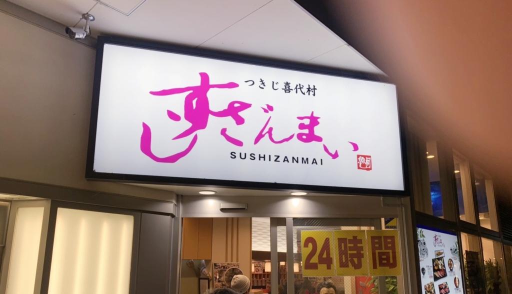京都グルメレポート391「すしざんまい京都河原町店」お寿司色々
