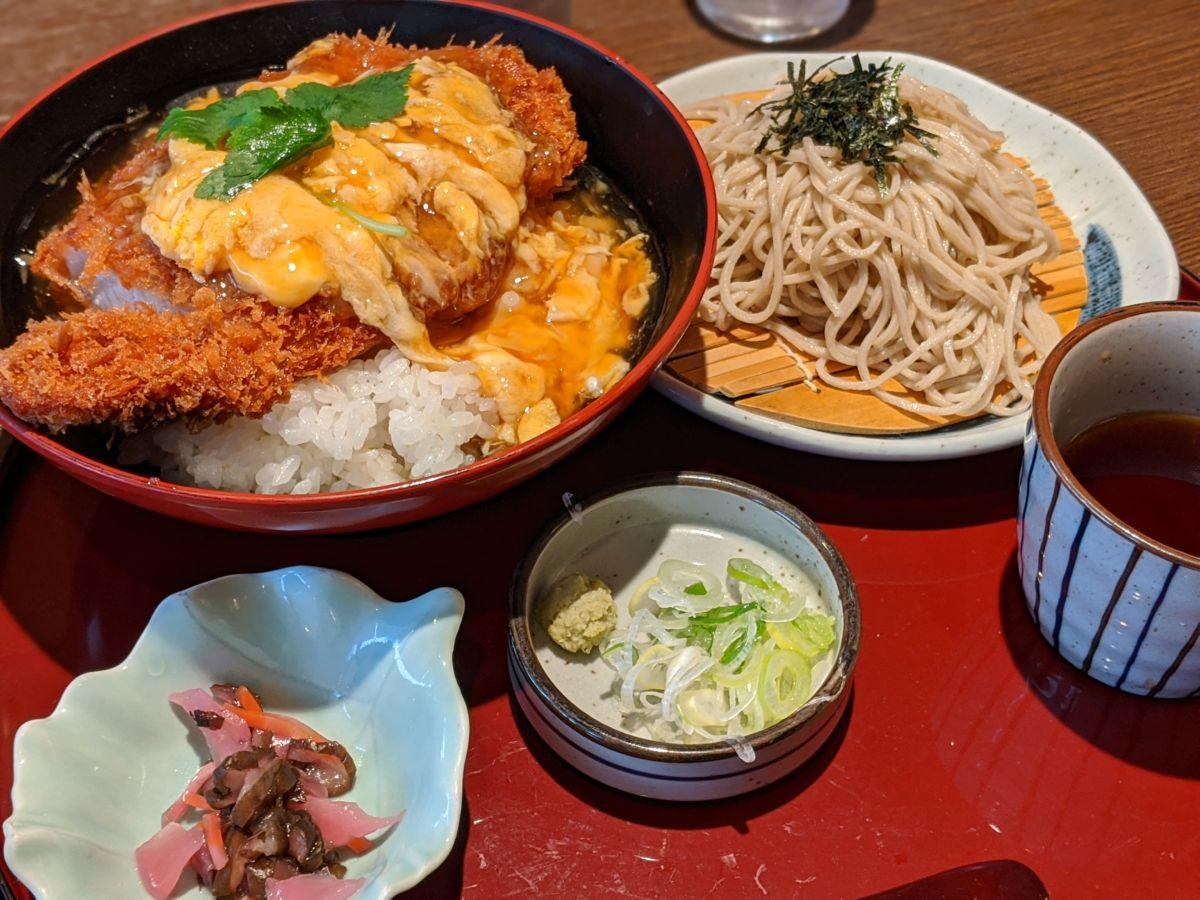 和食麺処サガミ ★★★☆☆【京都】