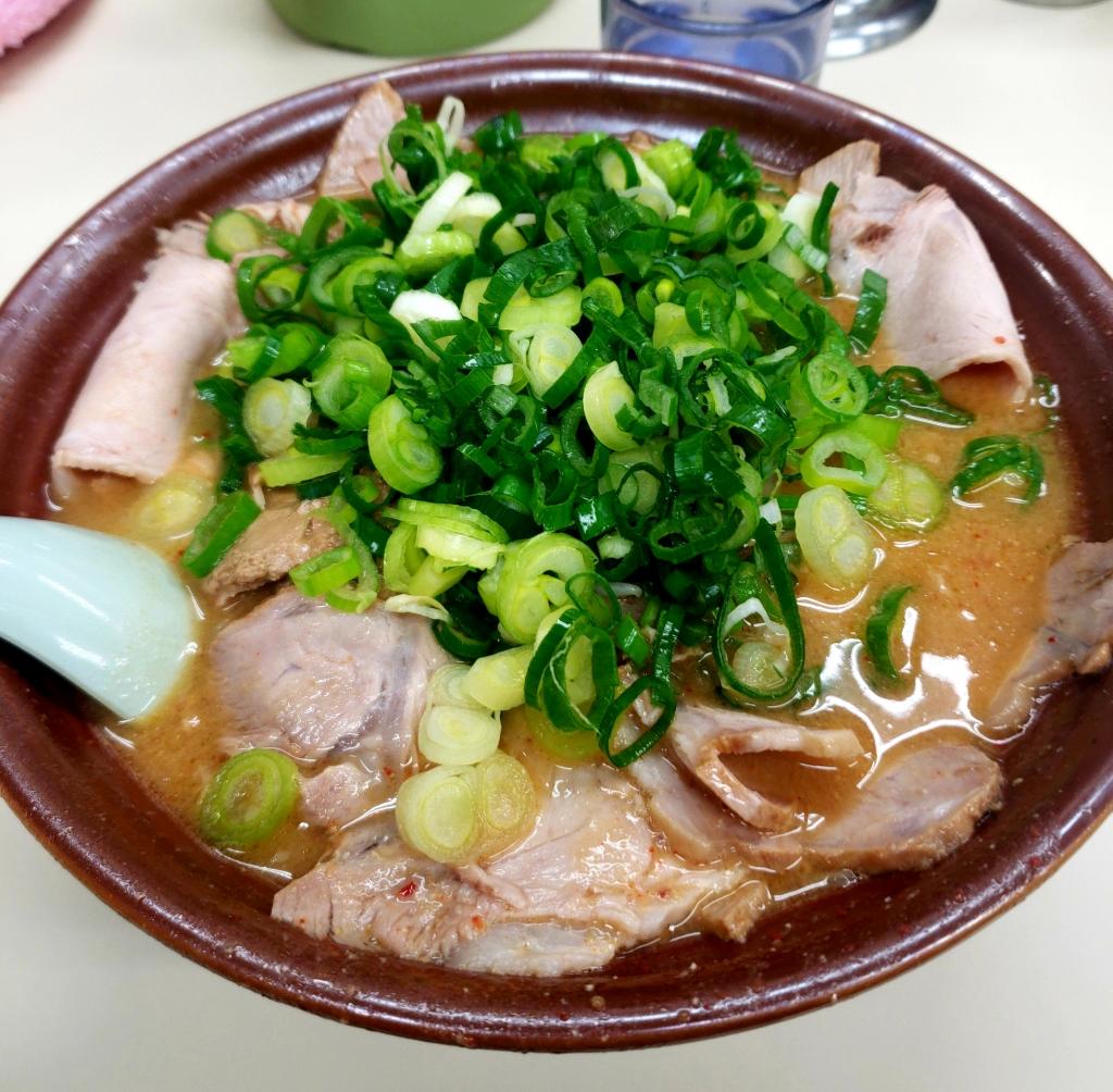 京都グルメレポート再訪429「大栄 本店」味噌チャーシュー