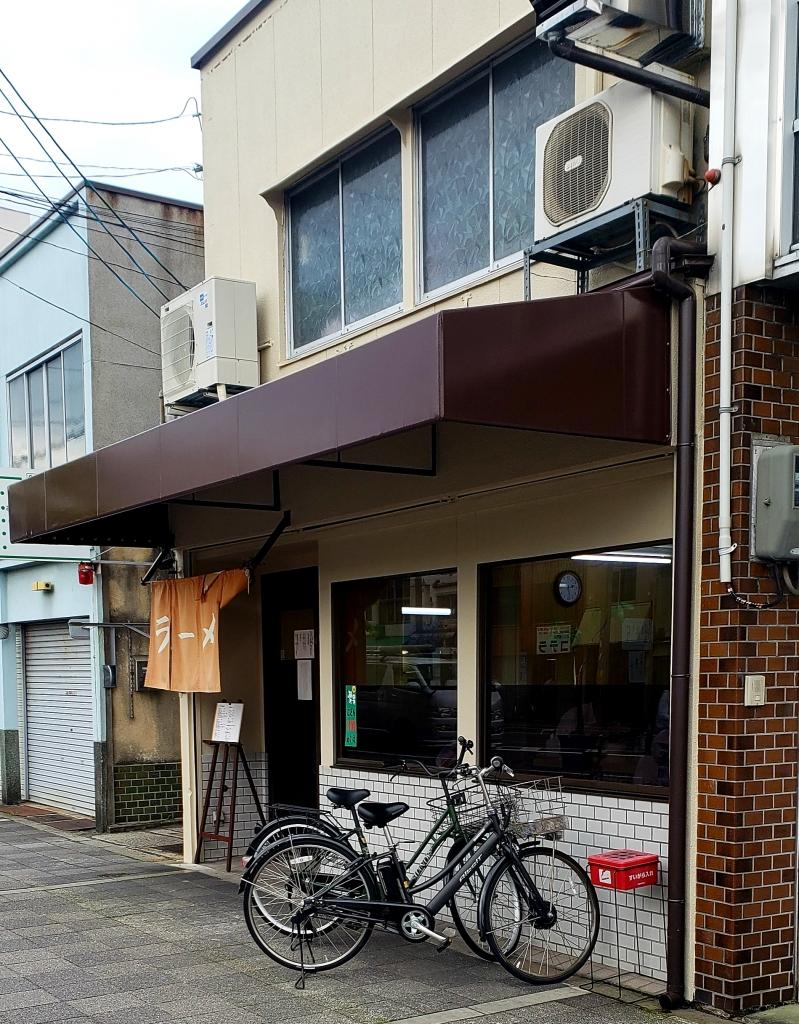 京都グルメレポート453「ラーメンゆう」ラーメン