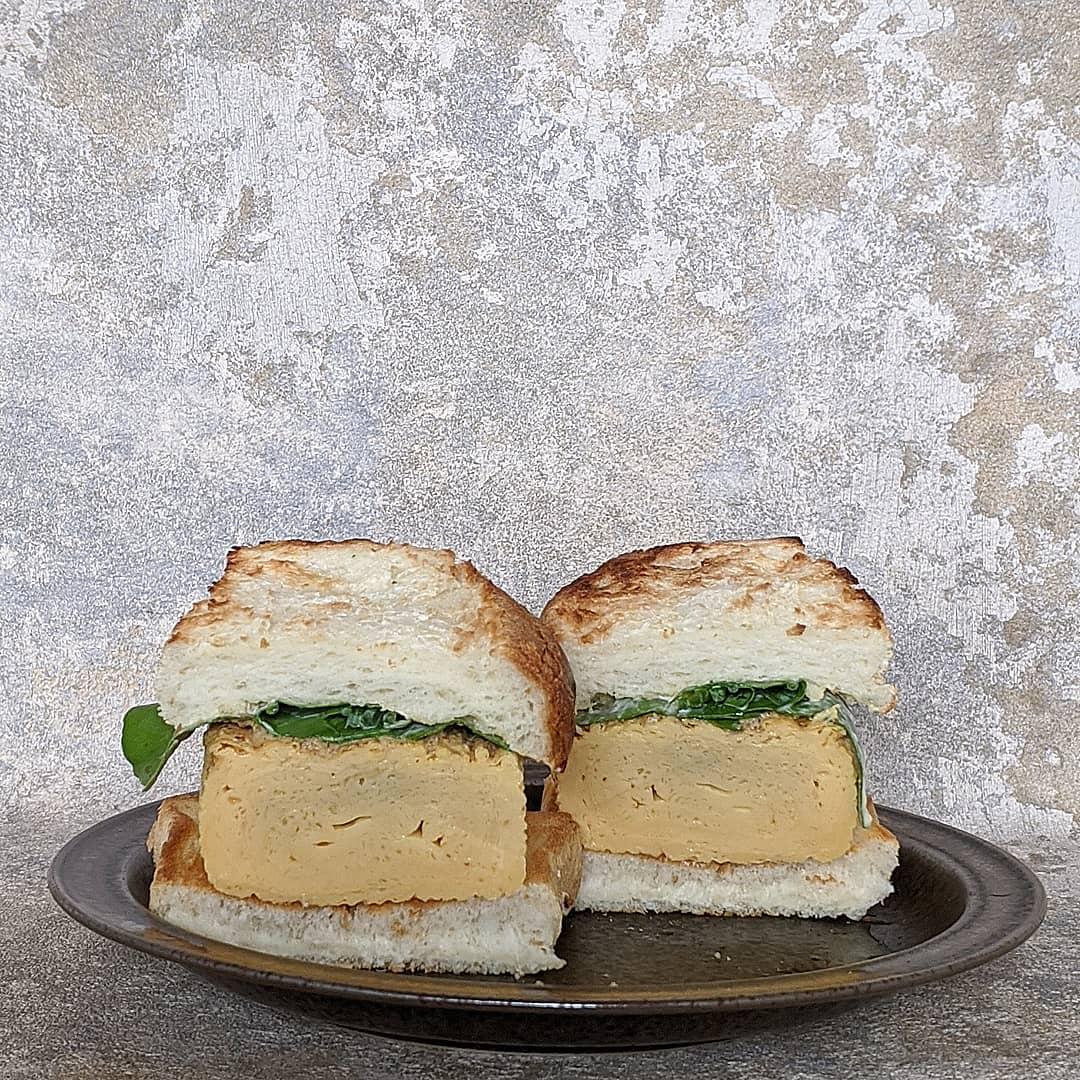 zensockskitchen〜だし巻き卵サンド〜
