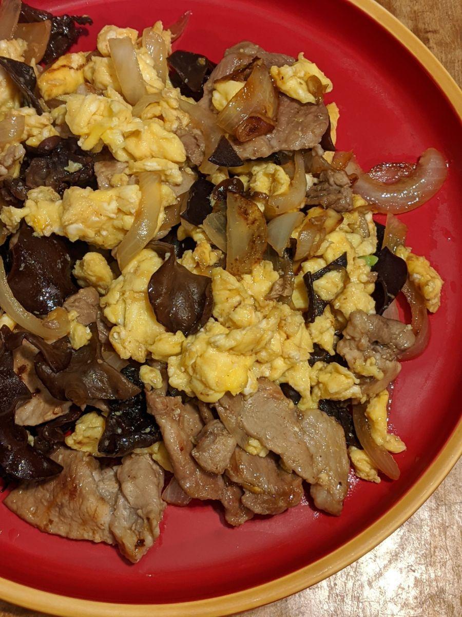 zensockskitchen〜肉と卵の炒りつけ、チキンのハニーマスタード〜
