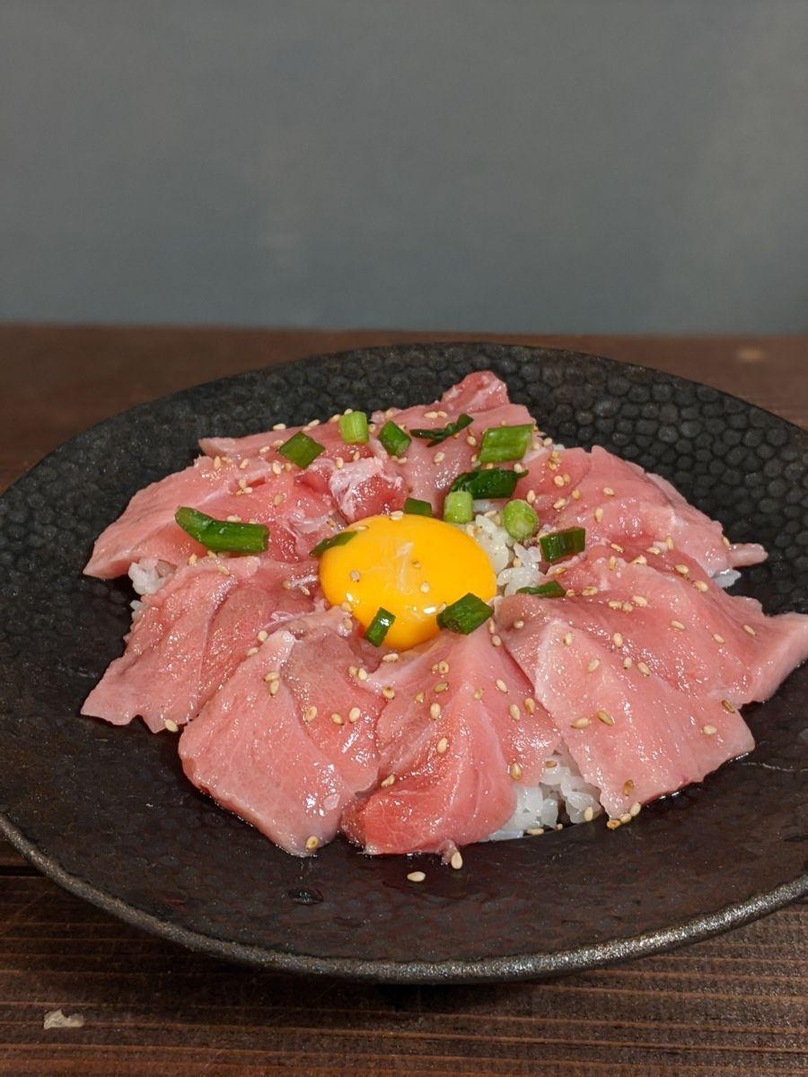 zensockskitchen〜鮪大トロ丼〜