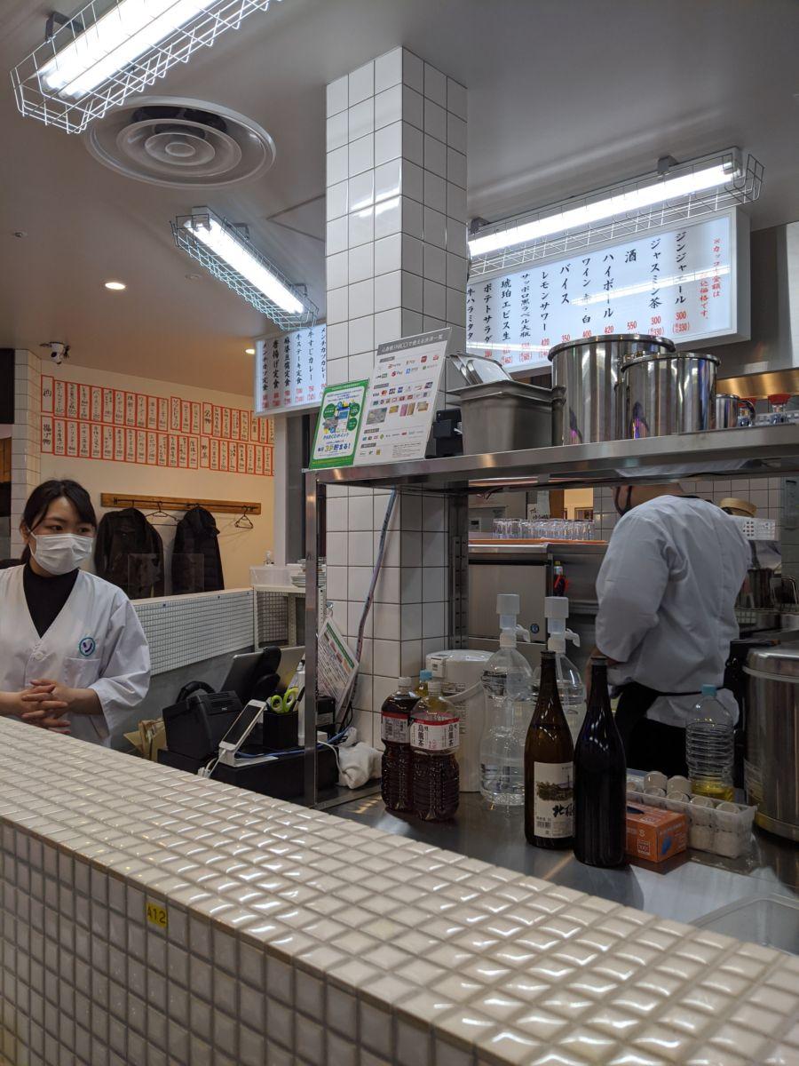 大衆食堂スタンドそのだ〜心斎橋パルコ店〜 ★★★★☆【大阪】